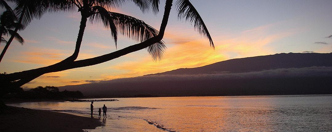 Maalaea Maui Sunset